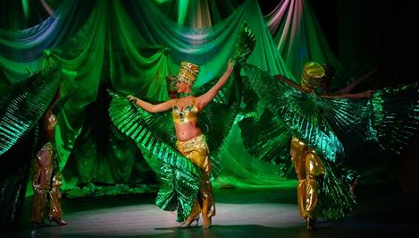 В Твери пройдет фестиваль восточного танца «Магия Востока»