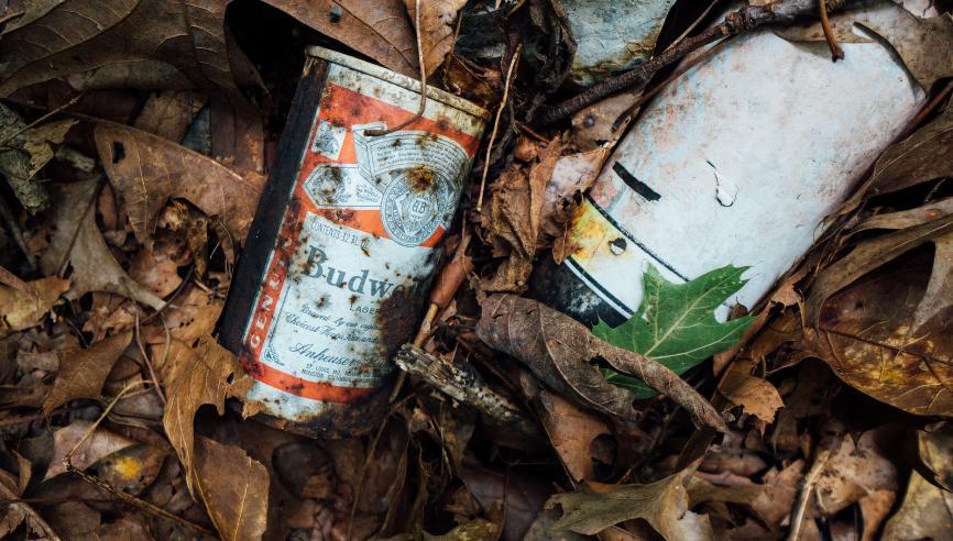На Селигере нашли несанкционированную свалку