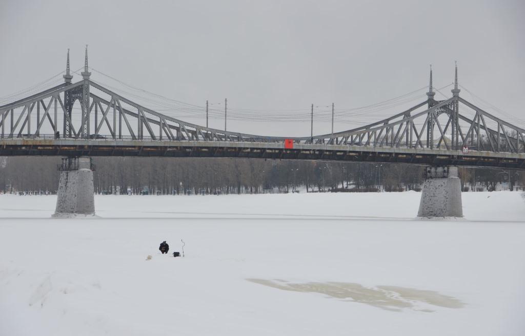 На Волге и других водоемах в Твери в связи с потеплением работают специальные посты - новости Афанасий