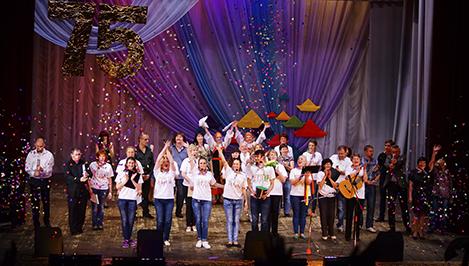Во Дворце творчества детей и молодежи Твери завершился 75-ый творческий сезон / фото