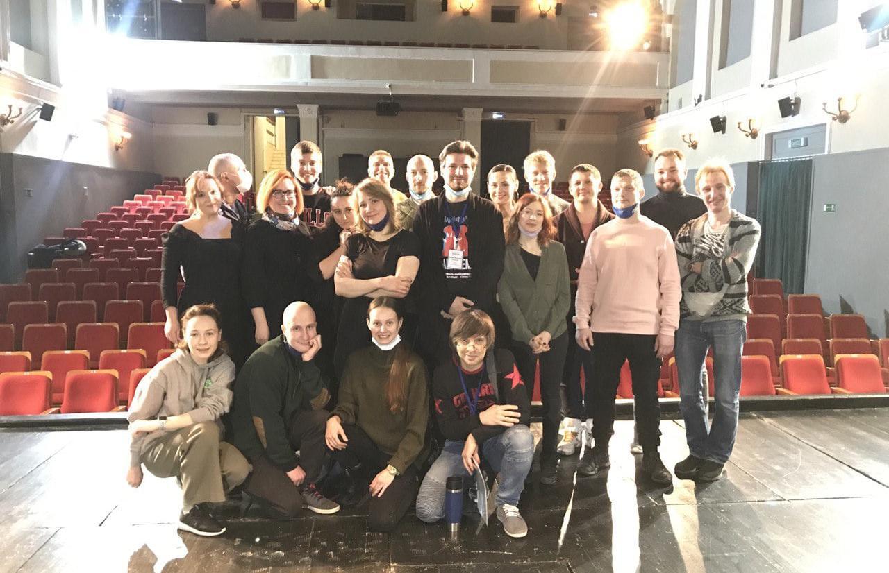 Дан старт Режиссерской лаборатории «ТЮЗ.Lab»-2021 - новости Афанасий
