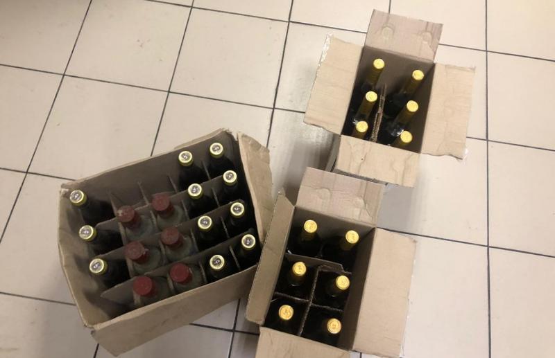 В Тверской области нашли склад с контрафактными сигаретами и алкоголем