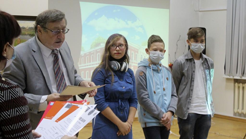 В Тверской области детская телестудия «Метроном» представила четвертый фильм о Великой Отечественной войне - новости Афанасий