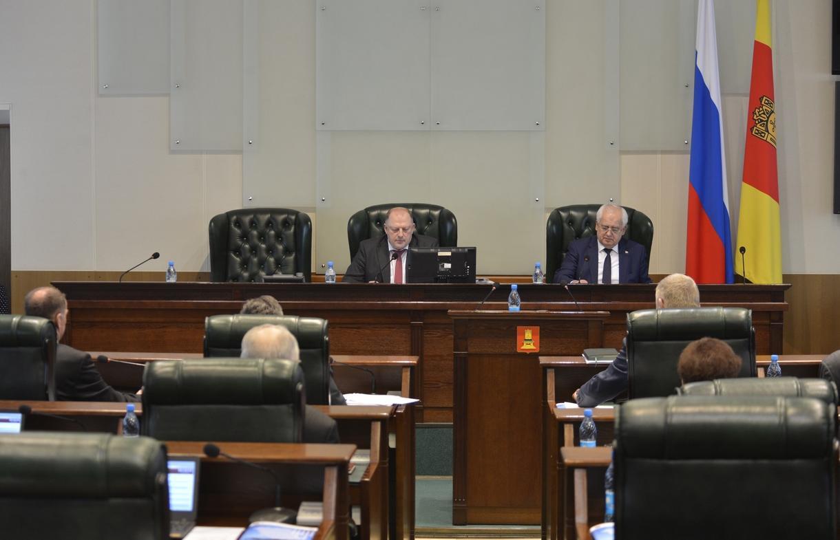 Депутаты Законодательного Собрания Тверской области отчитались о доходах - новости Афанасий