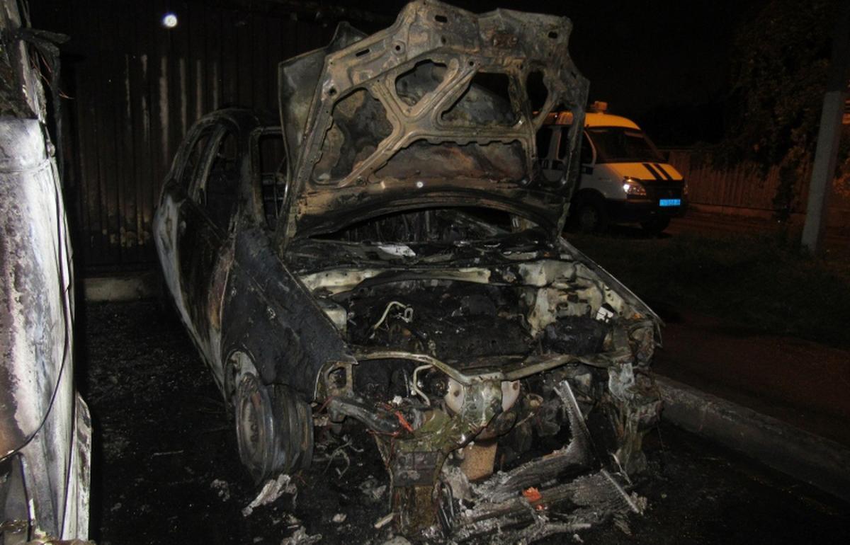 Поджигателя автомобилей задержали в Твери - новости Афанасий
