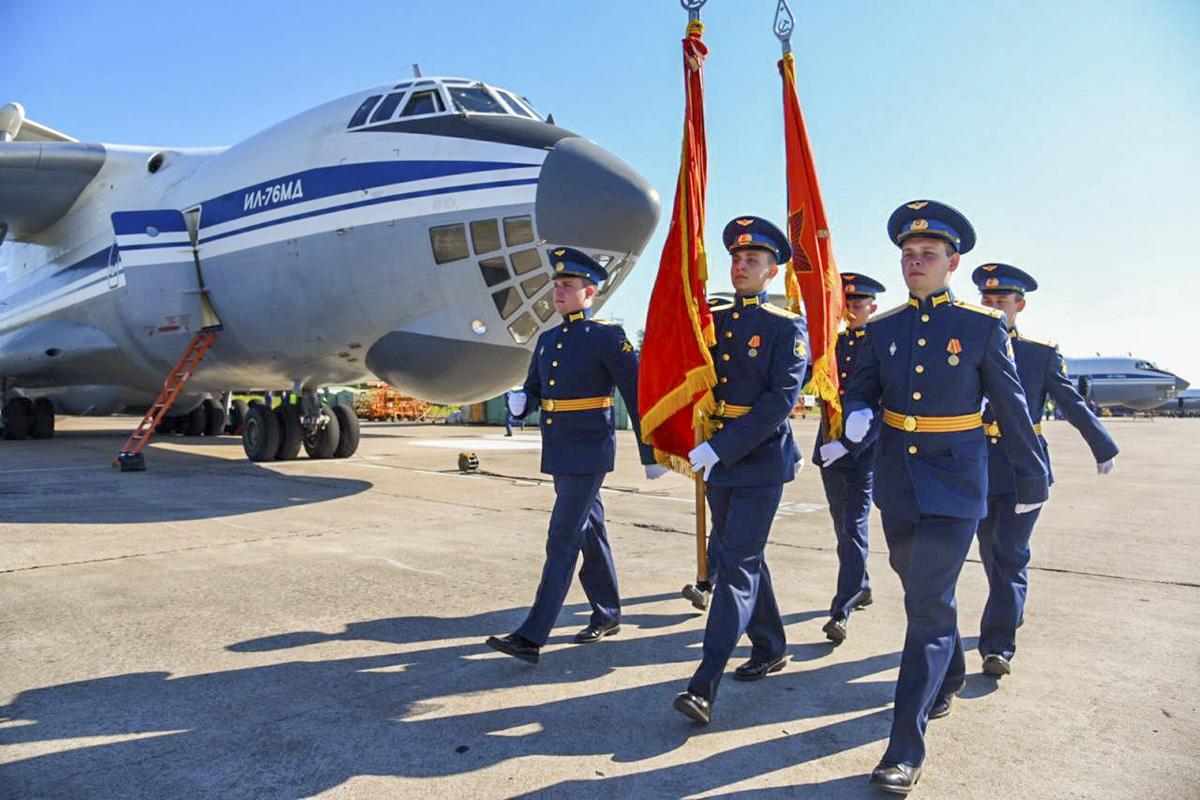 В Твери на аэродроме Мигалово отметили День ВВС  - новости Афанасий
