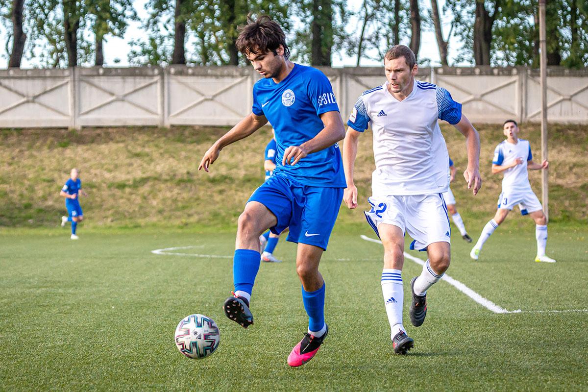 ФК «Тверь» забил свой первый гол в истории в первом матче ПФЛ  - новости Афанасий