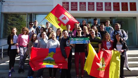 Тверские студенты отправились на Российскую студвесну в Тольятти
