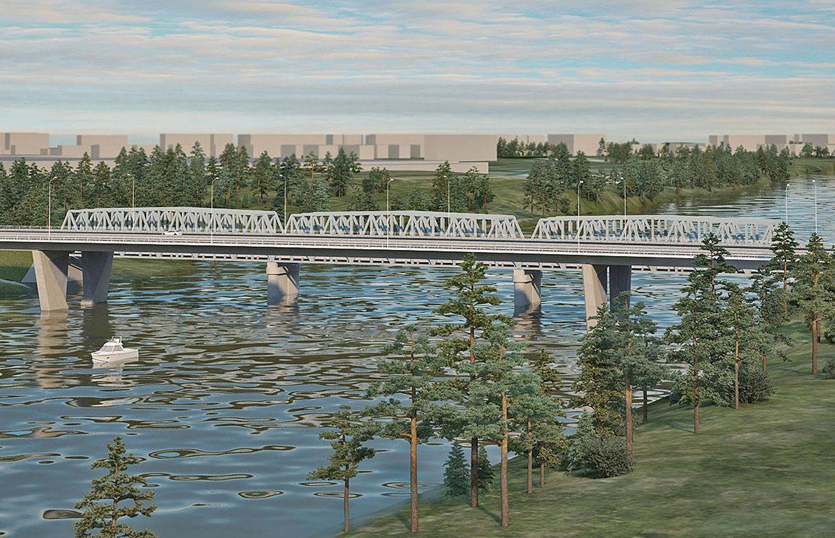 Игорь Руденя: «Президент дал поручение, чтобы строительство Западного моста в Твери началась уже в 2021 году» - новости Афанасий