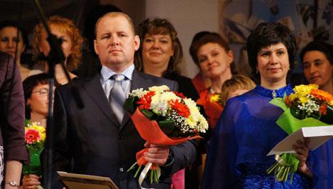 Учителем года стал Игорь Логунов из Кесовогорского района