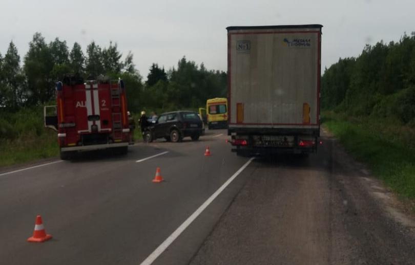 В ДТП под Тверью пострадали 16-летний водитель и двое взрослых - новости Афанасий