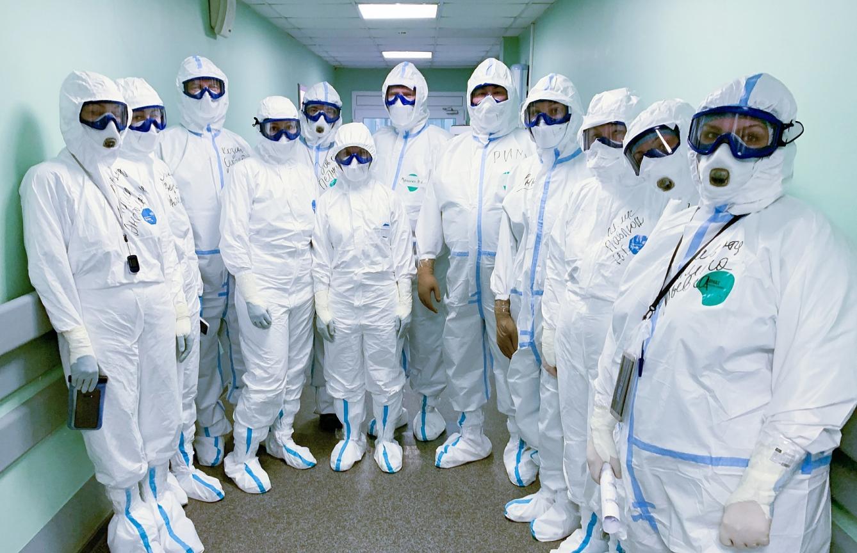 Еще 212 больных пополнили статистику коронавируса в Тверской области - новости Афанасий