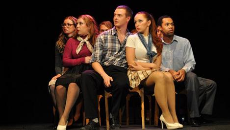 Студенты Тверского колледжа культуры представят зрителям спектакль «С любимыми не расставайтесь»