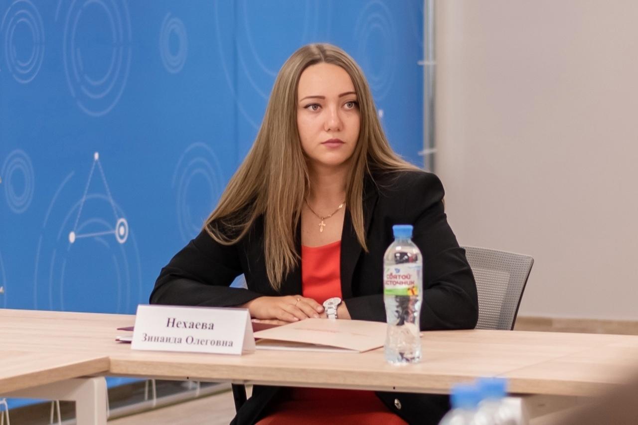 Аспирант ТвГТУ стала председателем Молодежного правительства Тверской области