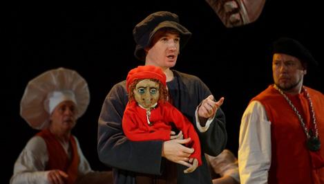 В тверском Театре юного зрителя состоялась премьера семейного мюзикла «Карлик нос»