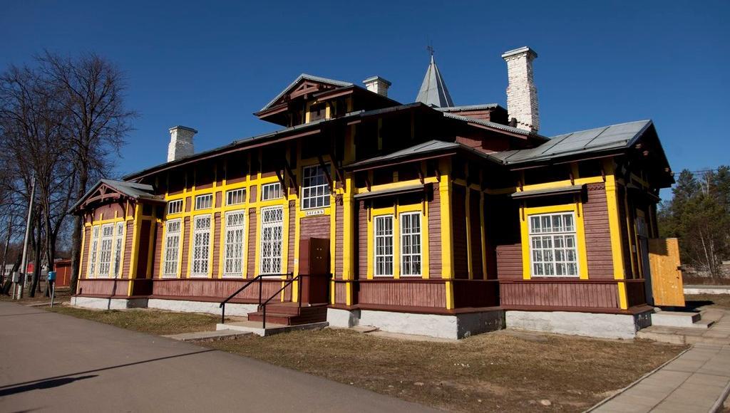 На станции в Тверской области открылась экспозиция – зал ожидания начала XX века