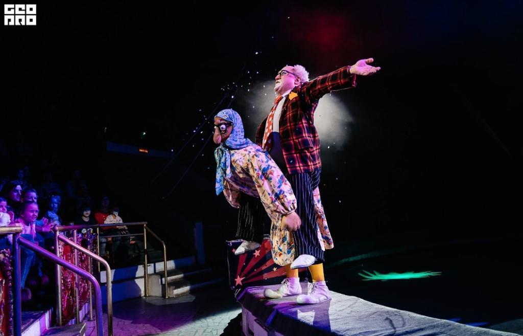 Цирк в Твери дарит третий билет в подарок - новости Афанасий