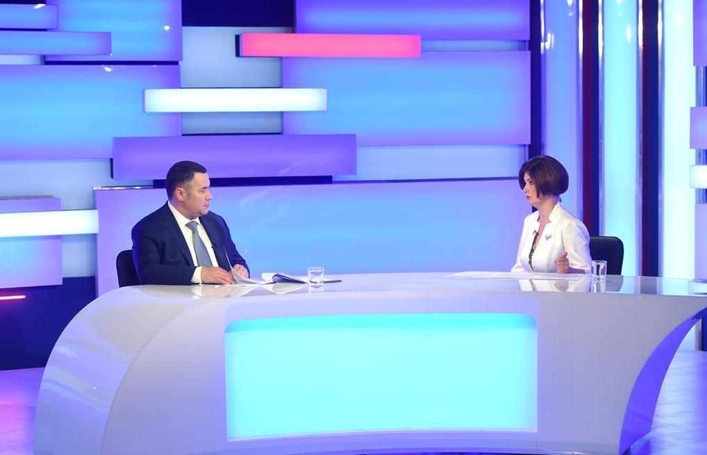 Игорь Руденя призвал вакцинироваться от коронавируса и соблюдать меры профилактики - новости Афанасий