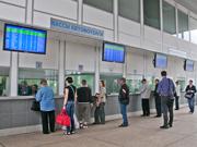В мае 2012 года завершилась перепланировка зала ожидания тверского автовокзала