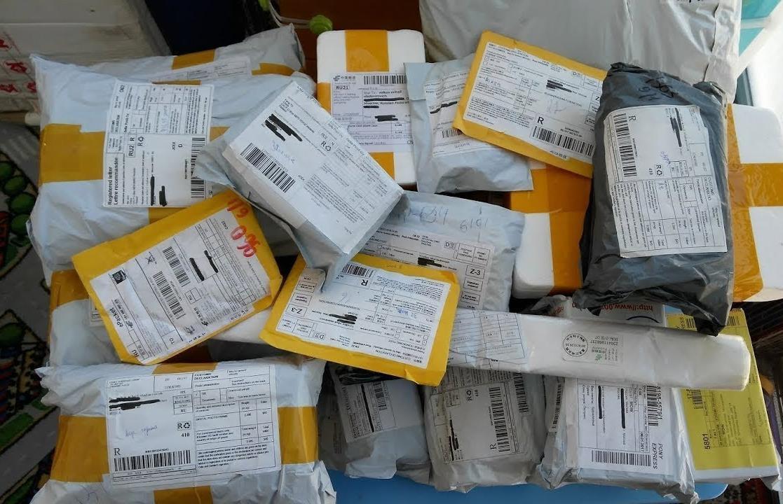 Посылки с AliExpress будут доставлять в постаматы на почте - новости Афанасий
