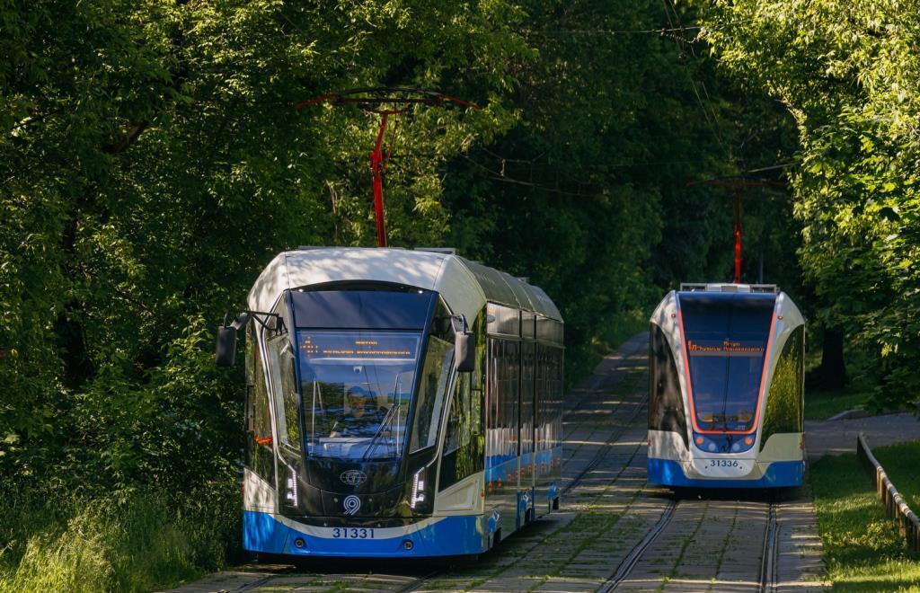 Тверь изготовит для Москвы больше 100 трамваев - новости Афанасий