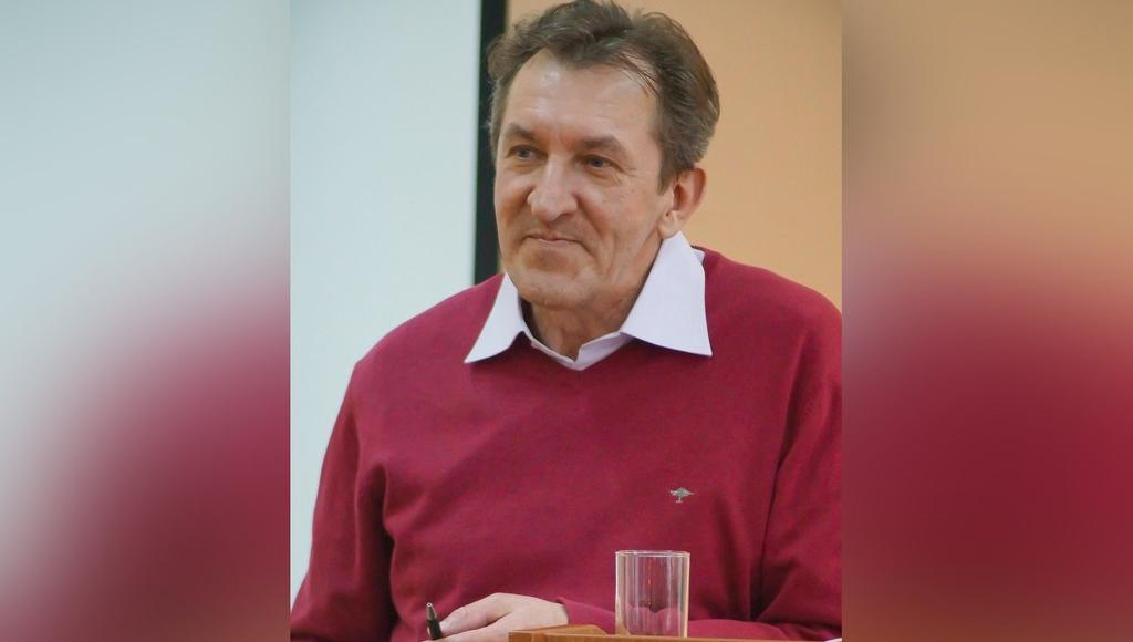 Умер доктор филологических наук, преподаватель Тверского госуниверситета Юрий Варзонин - новости Афанасий
