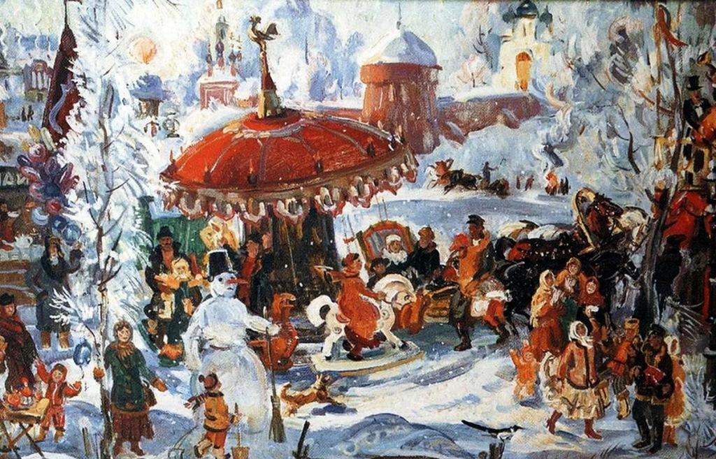 На лыжах и в санках, у плиты и в телемагазинах, в Турции и столицах провели новогодние праздники жители Твери