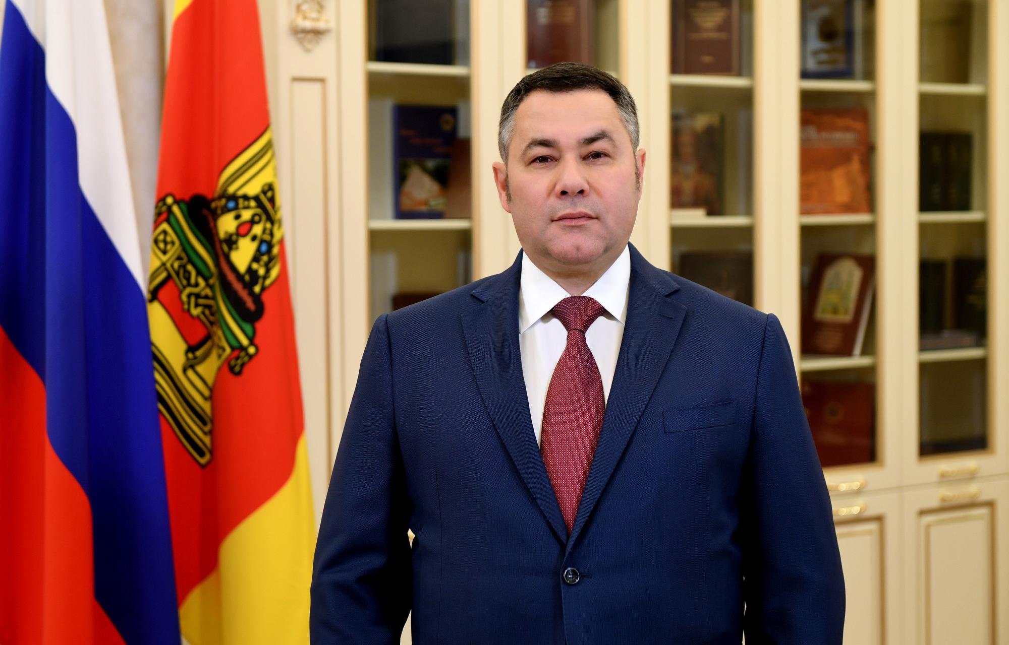 С Днем работника транспорта поздравляет губернатор Игорь Руденя - новости Афанасий