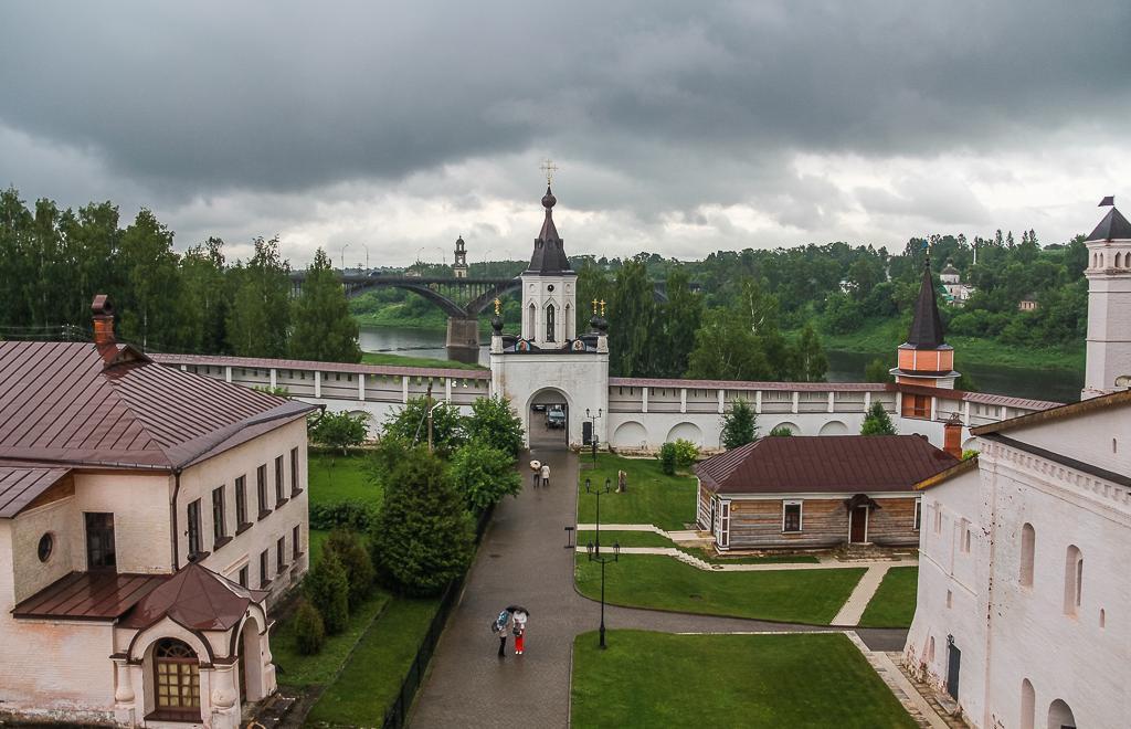 Монастырь в Тверской области закрыли на карантин  - новости Афанасий