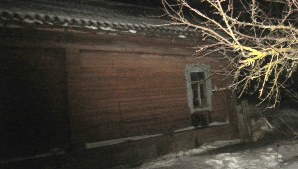 На пожаре в поселке Максатиха Тверской области погиб человек - новости Афанасий