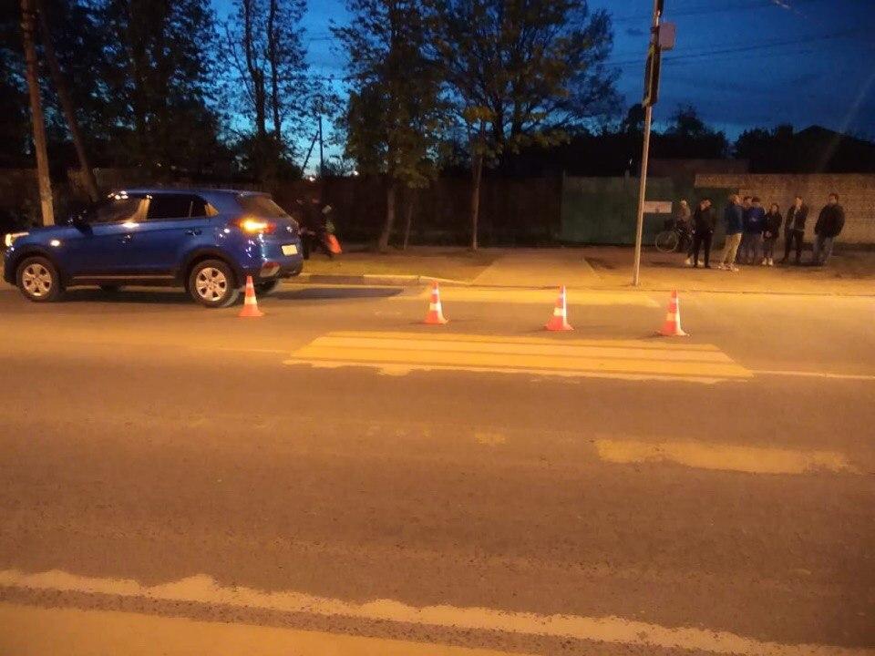 В Торжке иномарка сбила перебегавшего дорогу 8-летнего мальчика - новости Афанасий