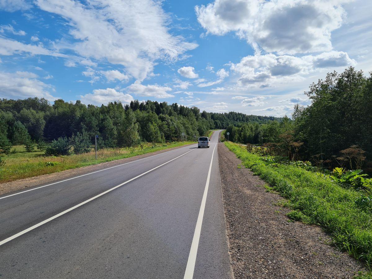 В Тверской области в порядок привели более 580 км дорог