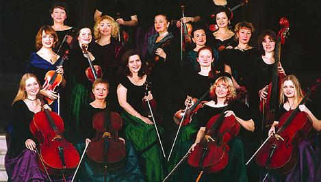 Музыканты «Вивальди-оркестра» выступят для тверитян с концертной программой