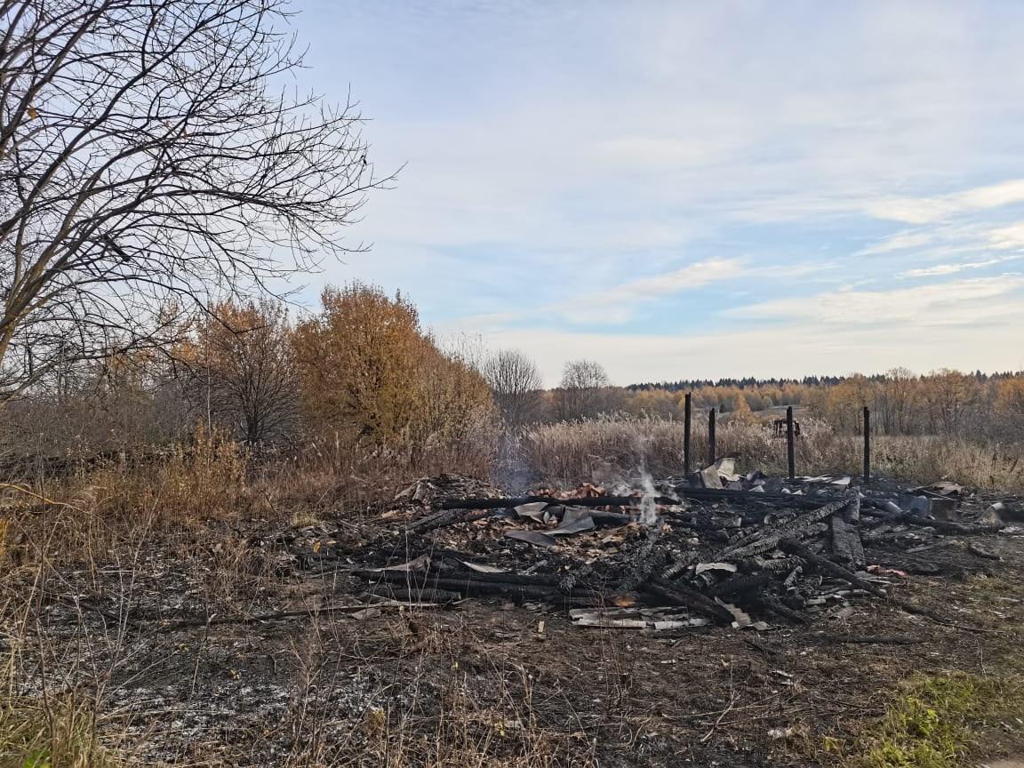 Тело погибшего мужчины нашли в сгоревшем в Тверской области доме - новости Афанасий