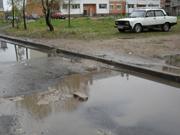 Надеюсь, город будет совершенствовать свою улично-дорожную сеть...