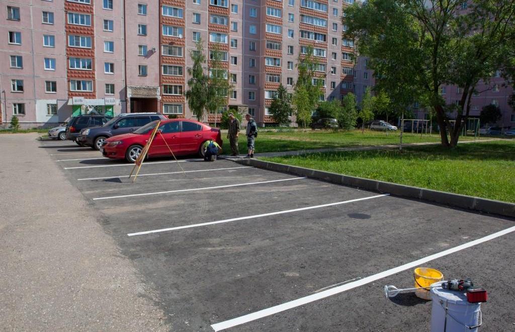 В Удомле завершен ремонт дворов на улице Весенняя - новости Афанасий