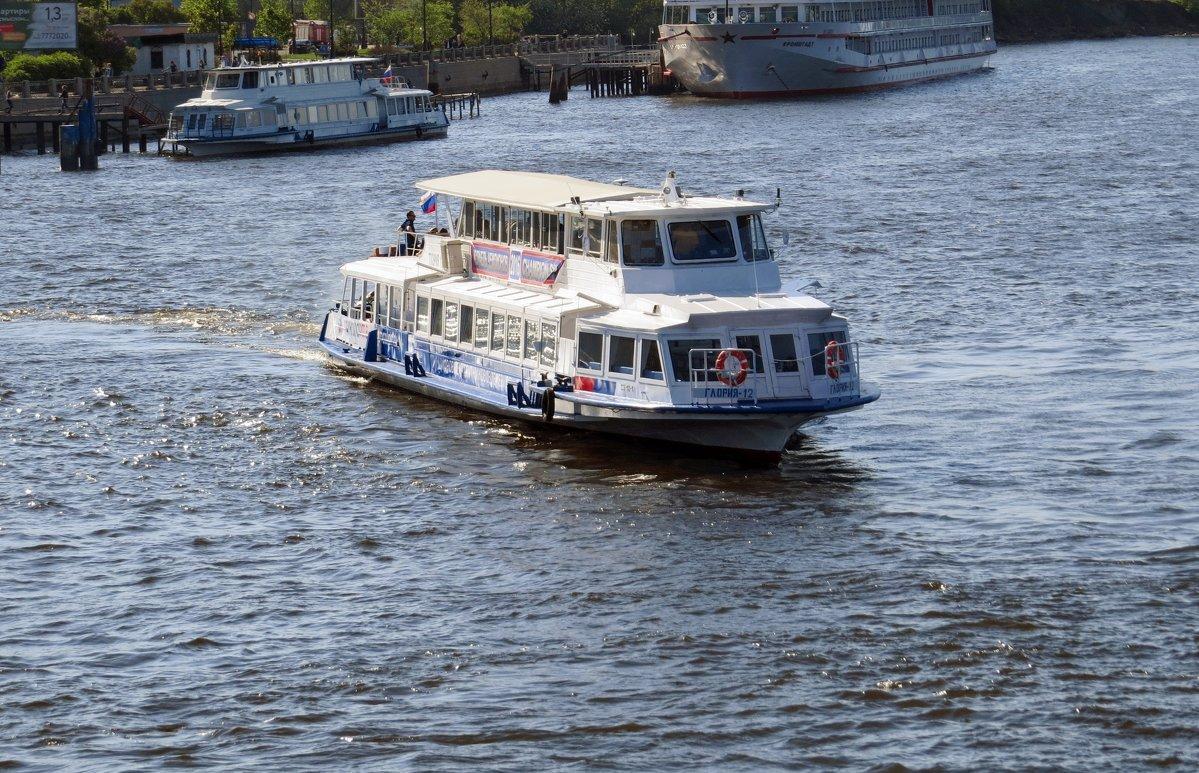 В Твери хотят запустить новый общественный транспорт - речной трамвай