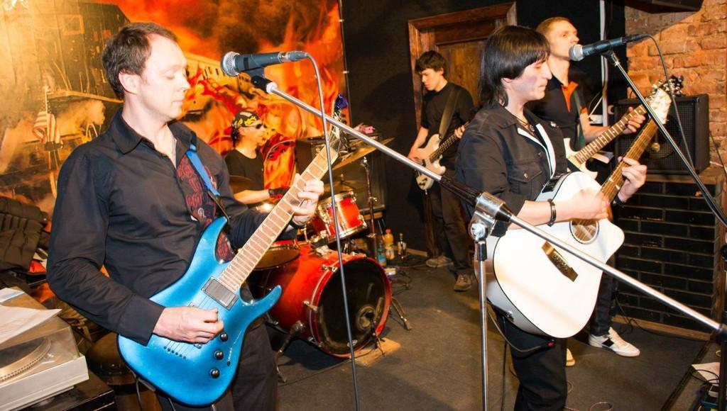 В тверском клубе Big Ben будут звучать песни группы «Кино» - новости Афанасий
