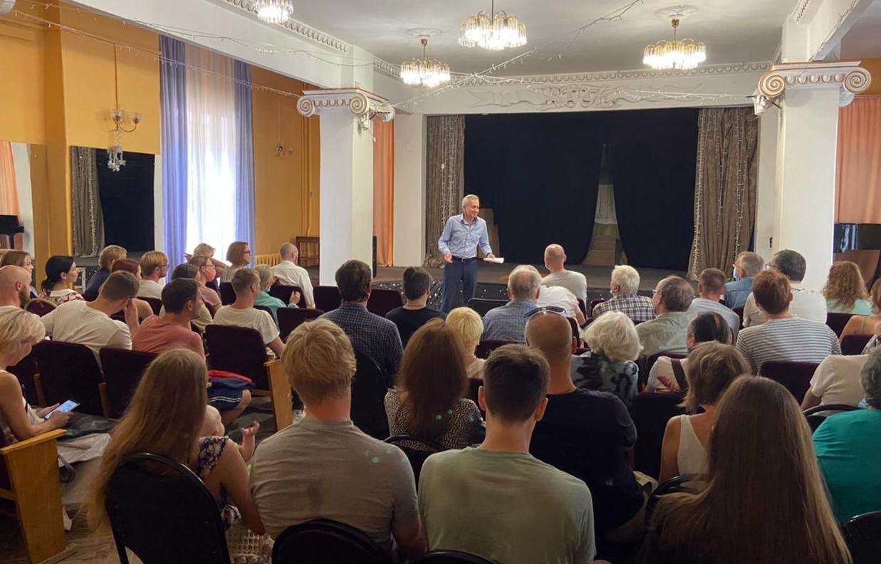 Тверской театр юного зрителя готовится к сезону - новости Афанасий