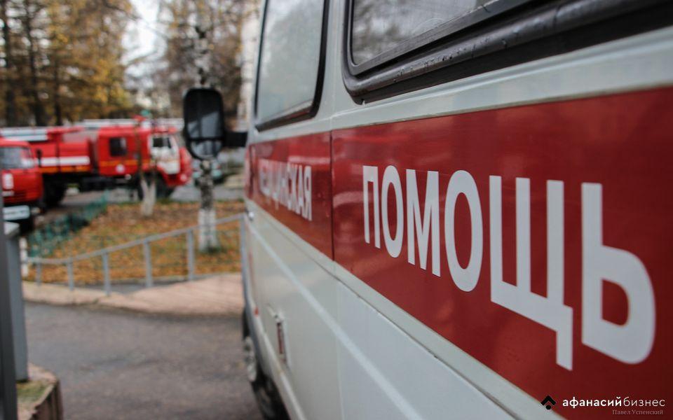 В Твери пожарные спасли мальчика, провалившегося в колодец - новости Афанасий