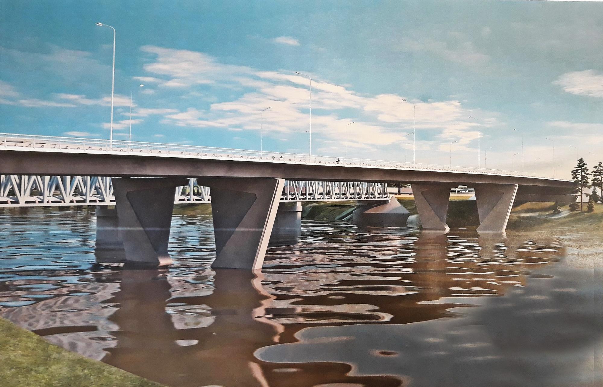 Детали строительства Западного моста в Твери обсуждают в правительстве Тверской области - новости Афанасий