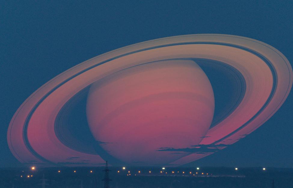 Жители Тверской области увидят сближение Сатурна и Юпитера