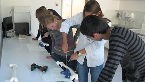 Студенты Тверской медакадемии прошли обучение в летней школе по хирургии Университета земли Саар (Германия)