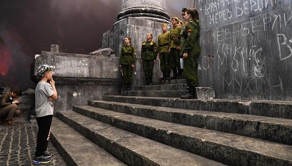 Музей Ржевского мемориала Советскому солдату станет мультимедийным