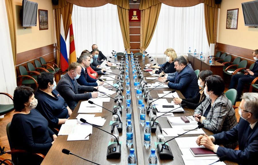 Тверской законодательный опыт изучают коллеги из Костромы - новости Афанасий