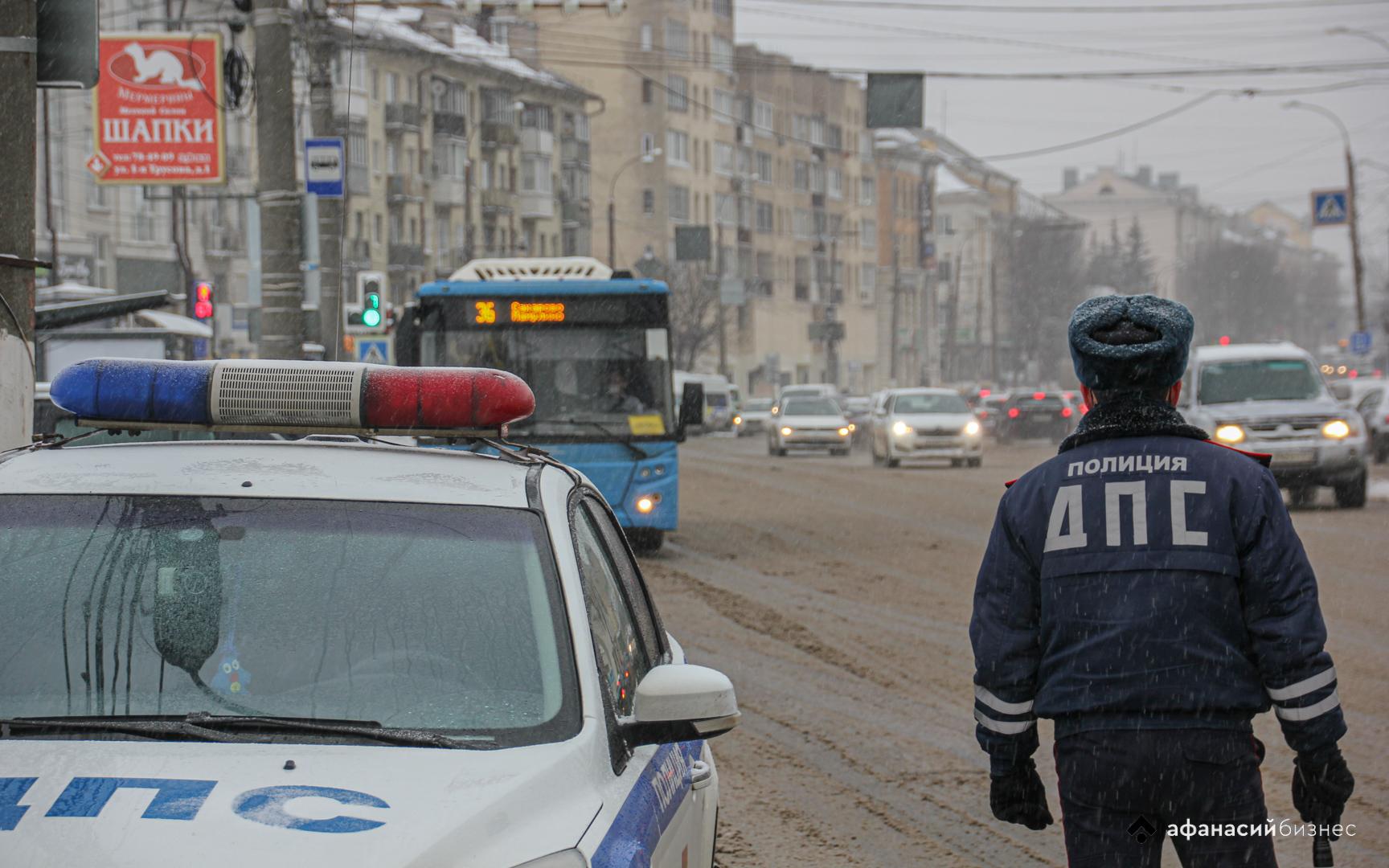 Все выходные дни водителей Тверской области будут проверять на трезвость - новости Афанасий