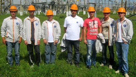 Студенты ТвГТУ провели трудовое лето в Брянской области