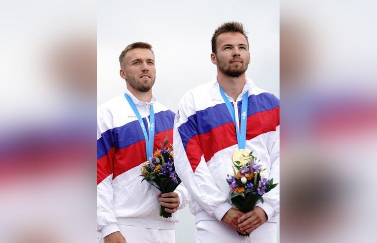 Первухин, Сергеев и Кузахметов - чемпионы России