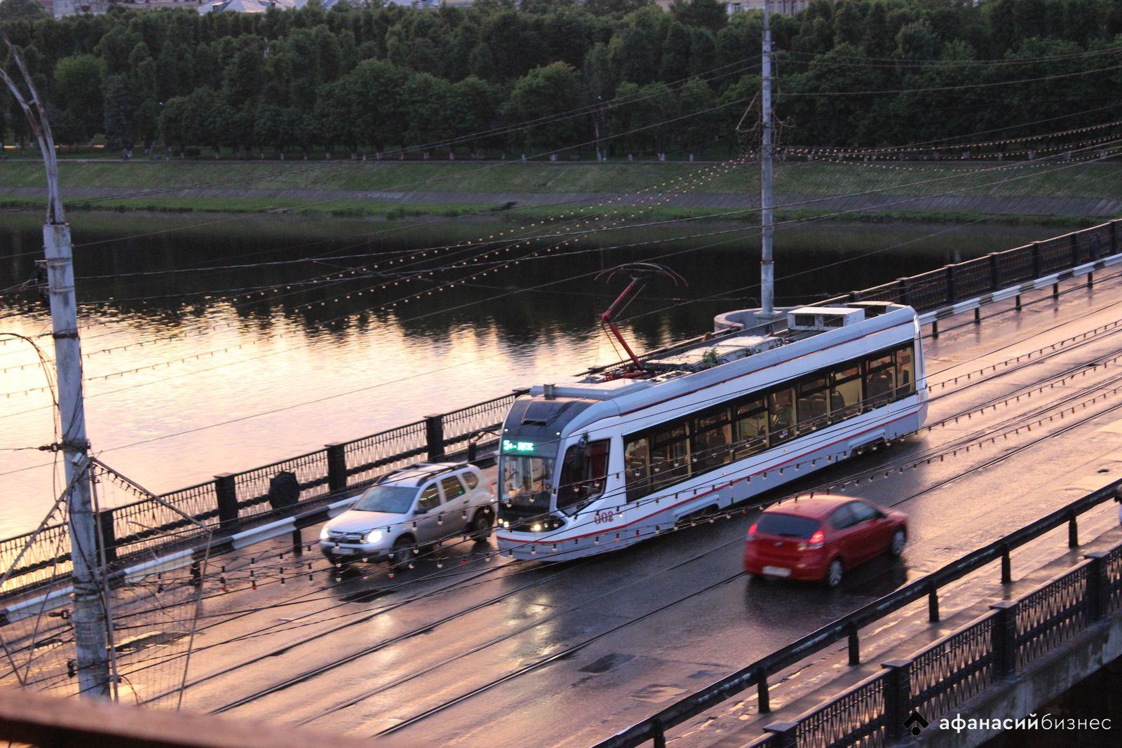 ВЭБ РФ заявил о намерении модернизировать трамвайную сеть в Твери