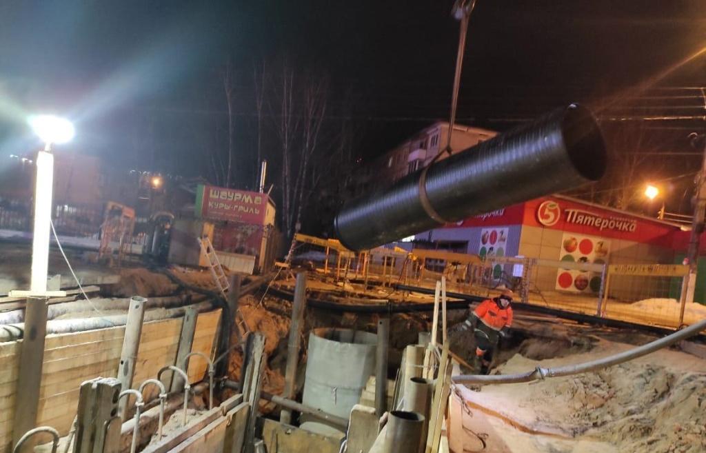 Движение на проспекте Победы в Твери планируют восстановить после мартовских праздников - новости Афанасий